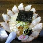ちゃあみい - 料理写真:豚骨醤油チャーシューめん950円