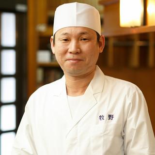 永嶋広行氏(ナガシマヒロユキ)―伝統を受け継ぐ、三代目料理長