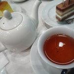 デフェール - 紅茶(ダージリン530円)♪香り豊かで美味しい紅茶です★