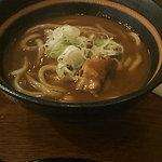 粉太製麺 - カレーうどん・・・