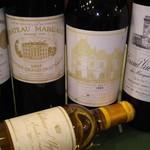 ZENEI - セラーに眠るお宝ワイン