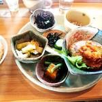 naru - ハンバーグ薬膳