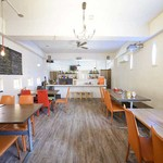 Hamburger&Bar insula - 店内