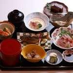 日本料理 桜ばし - 春嶽御膳