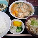 80176824 - 竹生定食850円
