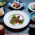 日本料理 桜ばし - 足羽川御膳