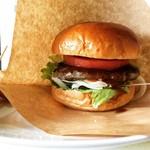 Hamburger&Bar insula - ハンバーガー