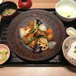 大戸屋 ごはん処 - 料理写真: