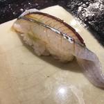 第三春美鮨 - 細魚 100g 二艘曳き漁 神奈川県松輪