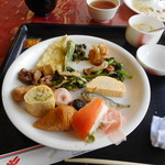 国民宿舎 赤とんぼ荘 - 和食系料理