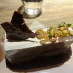 80180523 - カマンベールとマスカルポーネ2層のチーズケーキ
