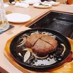 The Beef House 牛's - ハンバーグ