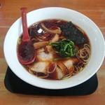 めんくま - 料理写真:正油ラーメン 650円