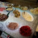 串家物語 - 野菜も充実