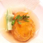 えぬろく - タコと南京の煮物