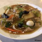 華福 - 料理写真:五目焼そば