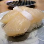 磯のがってん寿司 - 生ほたて