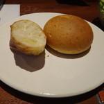 Cafe 1923 - ◆ Cafe1923 ランチ。パン