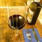 HAGARE - 本日のきまぐれ赤ワインはテリッシュ(300円)