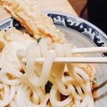 80193195 - 東京でこんなおうどん食べられるなんて…幸せ