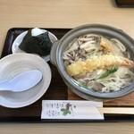 うどん 太三郎 - 鍋焼きセット