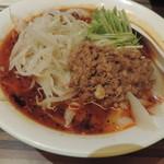 陳家私菜 - 麻辣刀削麺(地獄辛)
