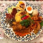 マレーシア風カレー&ペナン料理 梅花 - ナッスルマ