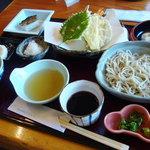 802837 - 天ぷら蕎麦膳