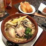 牡蠣処 クーガ - 牡蠣たーぷっりアヒージョ 1,598円