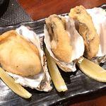 牡蠣処 クーガ - 旬の生カキフライ 小長井 594円×3