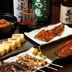 虎ノ門 うなぎのお宿 - 鰻料理いろいろあります。