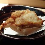 菊鮨 - ◆河豚のから揚げ・・衣の味わいがいいですね。
