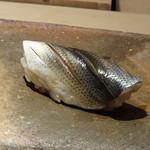 菊鮨 - ◆コハダ・・〆加減が絶妙。