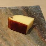 菊鮨 - ◆玉子焼き。
