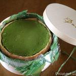 ケーキハウス Patisserie Takata - 料理写真:宇治の里抹茶チーズタルト