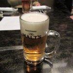 いーすと - 生ビールで乾杯