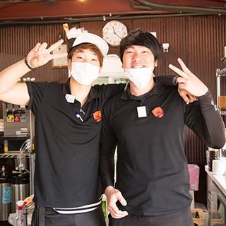 韓国人スタッフが真心込めておもてなし☆ランチも営業中◎