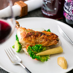Francais La Porte - しっとり柔らか若鶏のコンフィー