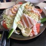 和食レストラン セランビ山野ゆた - シーザーサラダ