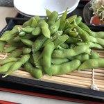 和食レストラン セランビ山野ゆた - 枝豆