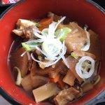 和食レストラン セランビ山野ゆた - 牛スジ煮込み