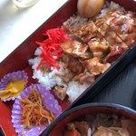 和食レストラン セランビ山野ゆた - 鶏重
