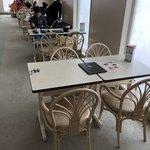 和食レストラン セランビ山野ゆた - テーブル席