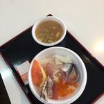 青森魚菜センター - 完成