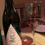 焼肉 炭聖 - 赤ワイン