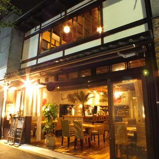 風情漂う京町家で、ゆるりリゾート気分…◎
