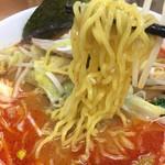 80209212 - ★味噌オロチョン(ライス無料・850円)★西山製麺