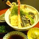 うなぎ しら河 - しら河丼 1890円