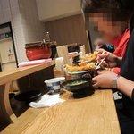 日本橋 天丼 金子半之助 - 食べる、食べる・・・