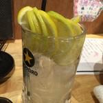 ねぎま 三ぞう - レモンサワー